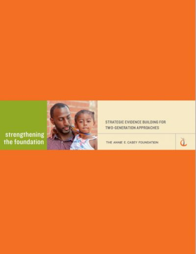Aecf strengthenthefoundationtwogeneration cover