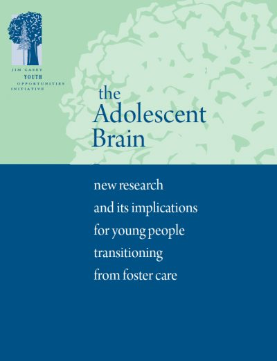 AECF the Adolescent Brain 2011 Cover