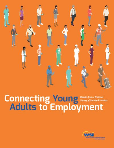 AI Connecting Young Adultsto Employment 2015 cover
