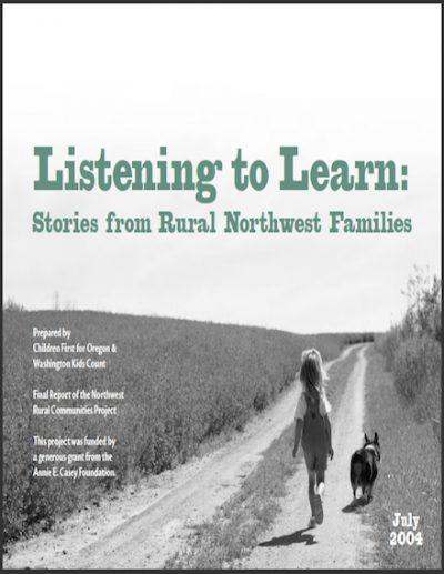 CFO Listeningto Learn 2004 cover