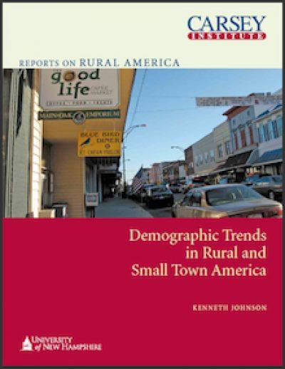 CI Reportson Rural America 2006 cover