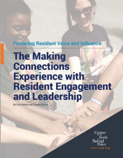 Cssp Fostering Resident Voice Influence cover