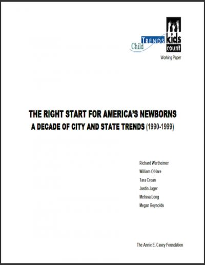 CTKC The Right Start 2002 cover