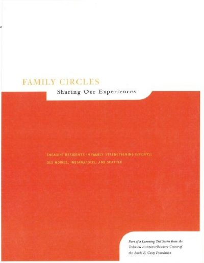 Family circles cover