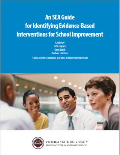 Fsu SEA Guide School Improvement cover