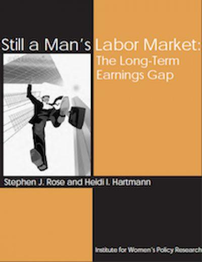 IWPR Stilla Mans Labor Market 2004 cover