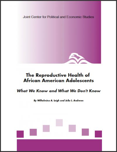 JCPES The Reproductive Healthof AA Adoslescents 2002 cover