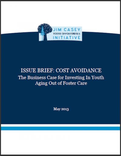 JCYOI Cost Avoidance 2013 cover