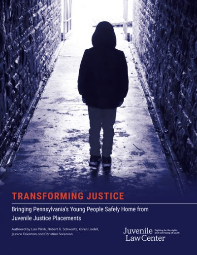 Transforming Justice cover
