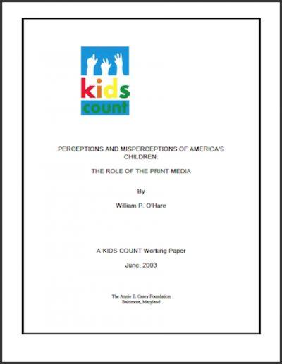 KC Perceptionsand Misperceptions 2003 cover