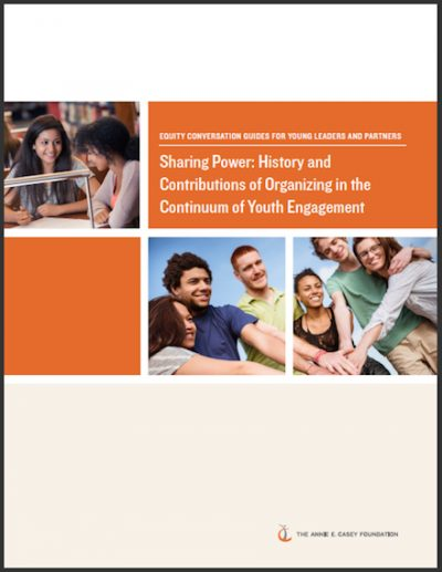 AECF Sharing Power 2018 cover