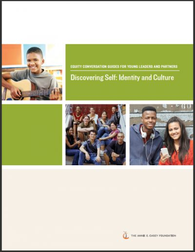AECF Discovering Self 2018 cover