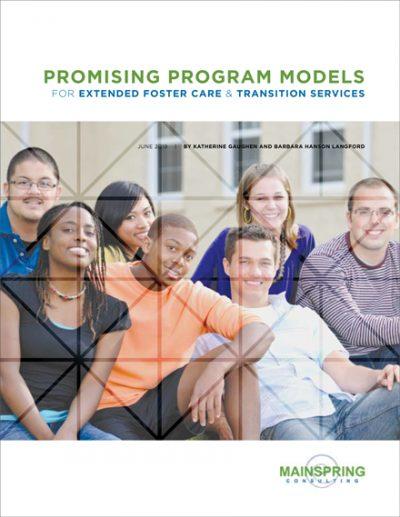 Mainspring promisingprogrammodels cover 2019