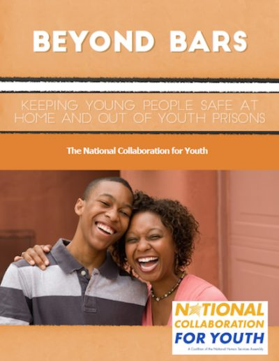 NCFY Beyond Bars 2017 cover