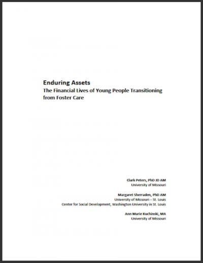 UM Enduring Assets 2012 cover