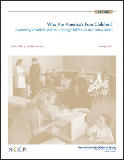 NCCP Whoare Americas Poor 2011 cover
