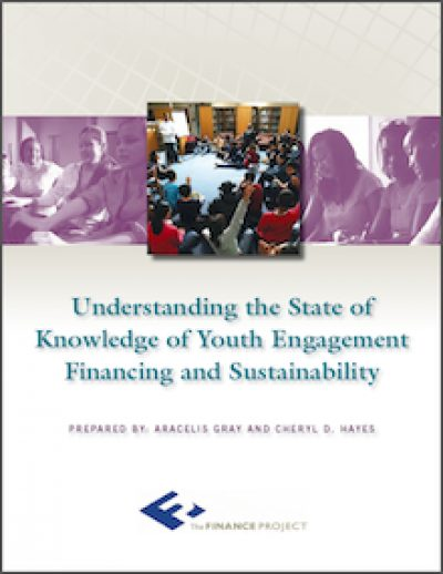 TFP Understandingthe Stateof Knowledge 2008 cover