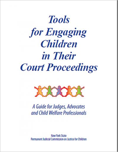 Nys Tools For Engaging Children cover
