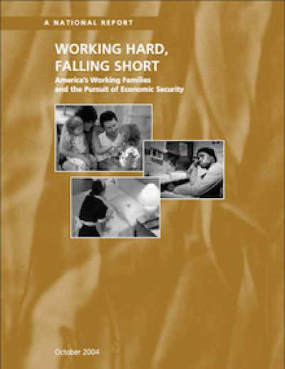 WPFP Working Hard Falling Short 2004 cover