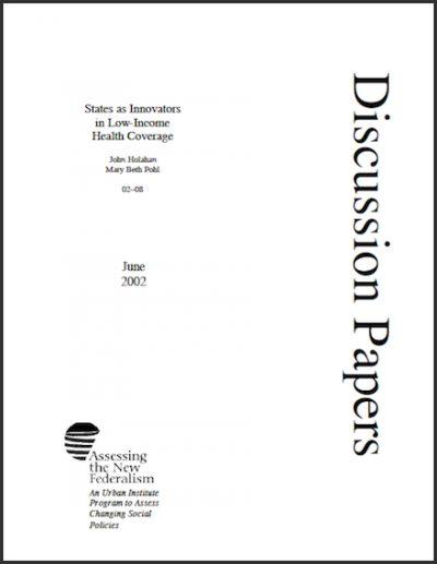 UI Statesas Innovators 2002 cover