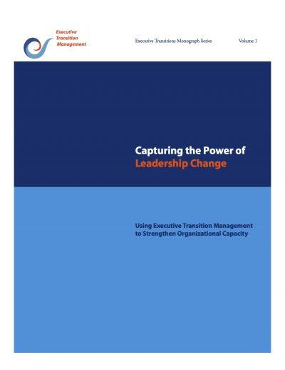 AECF Capturing The Power Of Leadership Change 2004 Full 2