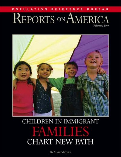 AECF Children In Immigrant Families Chart New Path 2009 pdf 1