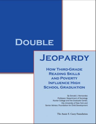 AECF Double Jeopardy 2012 Cover