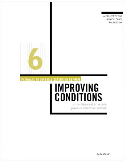 AECF Improving Conditions Of Confinement 1999 2