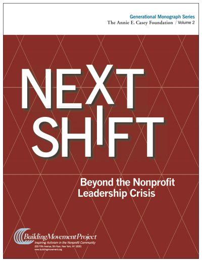 AECF Next Shift 2008 Full Cover1