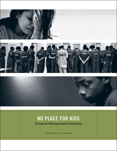 AECF No Placefor Kids Cover 2011