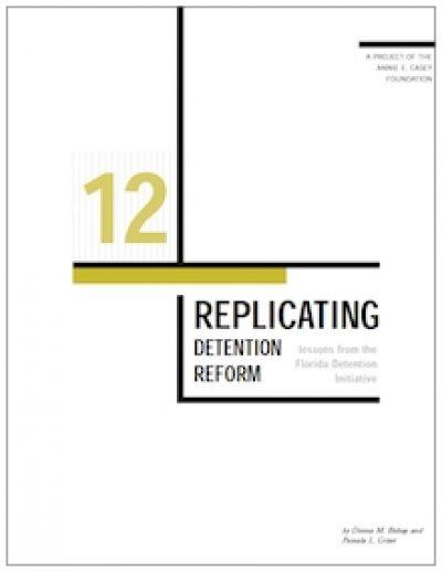 AECF Replicating Detention Reform Cover 2001 2
