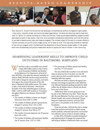 AECF Sharpening Leadership Skills Cover1