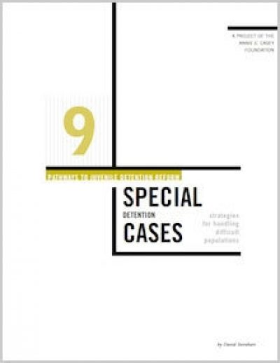 AECF Special Detention Cases Cover 2001