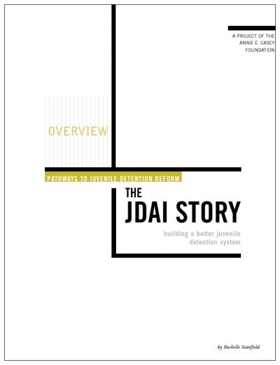 AECF The JDAI Story Overview 1999 Cover2