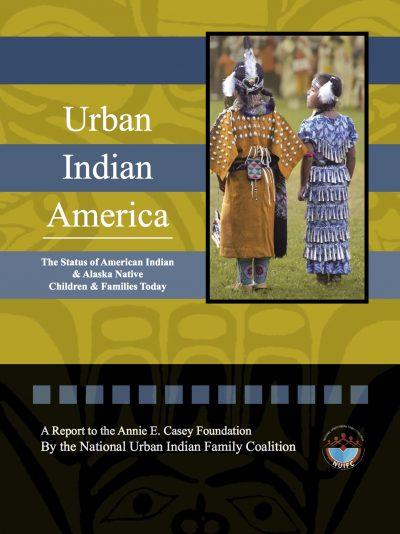 AECF Urban Indian America 2008 Cover1