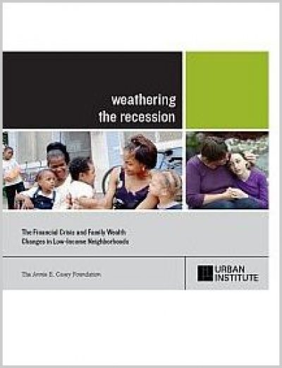 AECF Weather The Recession 2012 Cover copy
