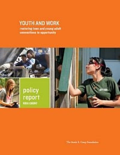 AECF Youth And Work 2012 Cover