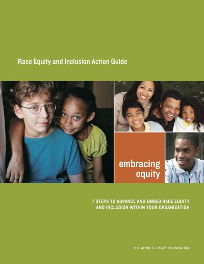 AECF Embracing Equity7 Steps cover