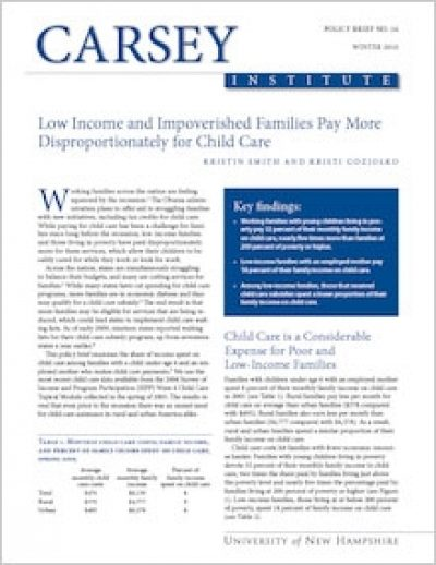 CI Low Incomeand Impoverished Families Cover 2010
