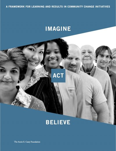 Aecf A Frameworkfor Learningand Resultsin Community Change Initiatives Cover1
