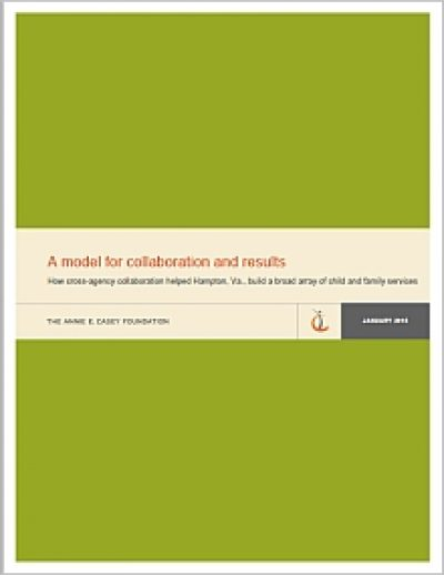 Aecf A Modelof Collaboration cover