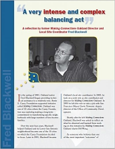Aecf A Very Intense Balancing Act Fred Blackwell c0ver