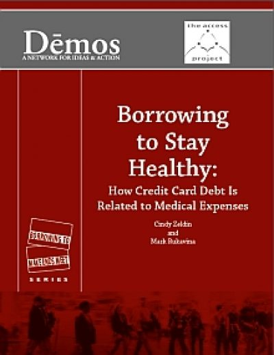 Aecf Borrowingto Stay Healthy cover