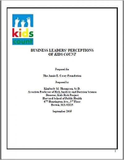 Aecf Business Leaders Perceptionsof KC cover