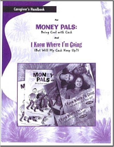 Aecf Caregivers Handbook Money Pals cover