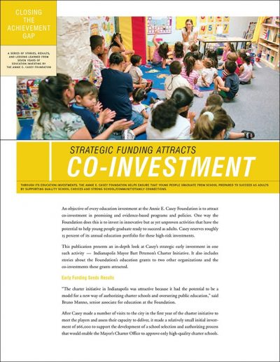 Aecf Closing Achievement Gap Co Investment 2008 pdf 1