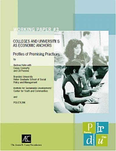 Aecf Colleges Universityas Econ Achors 2008