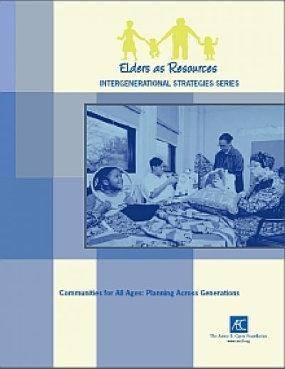 Aecf Communitiesfor All Ages cover