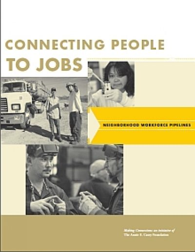 Aecf Connecting Peopleto Jobs cover
