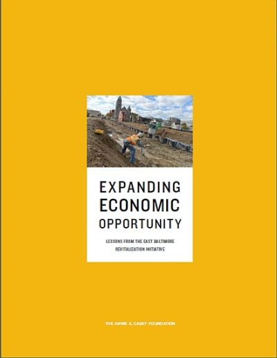 Aecf Expanding Econ Opportunity cover